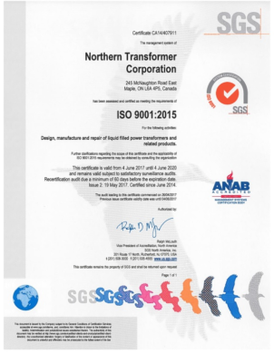certification-9001-2015